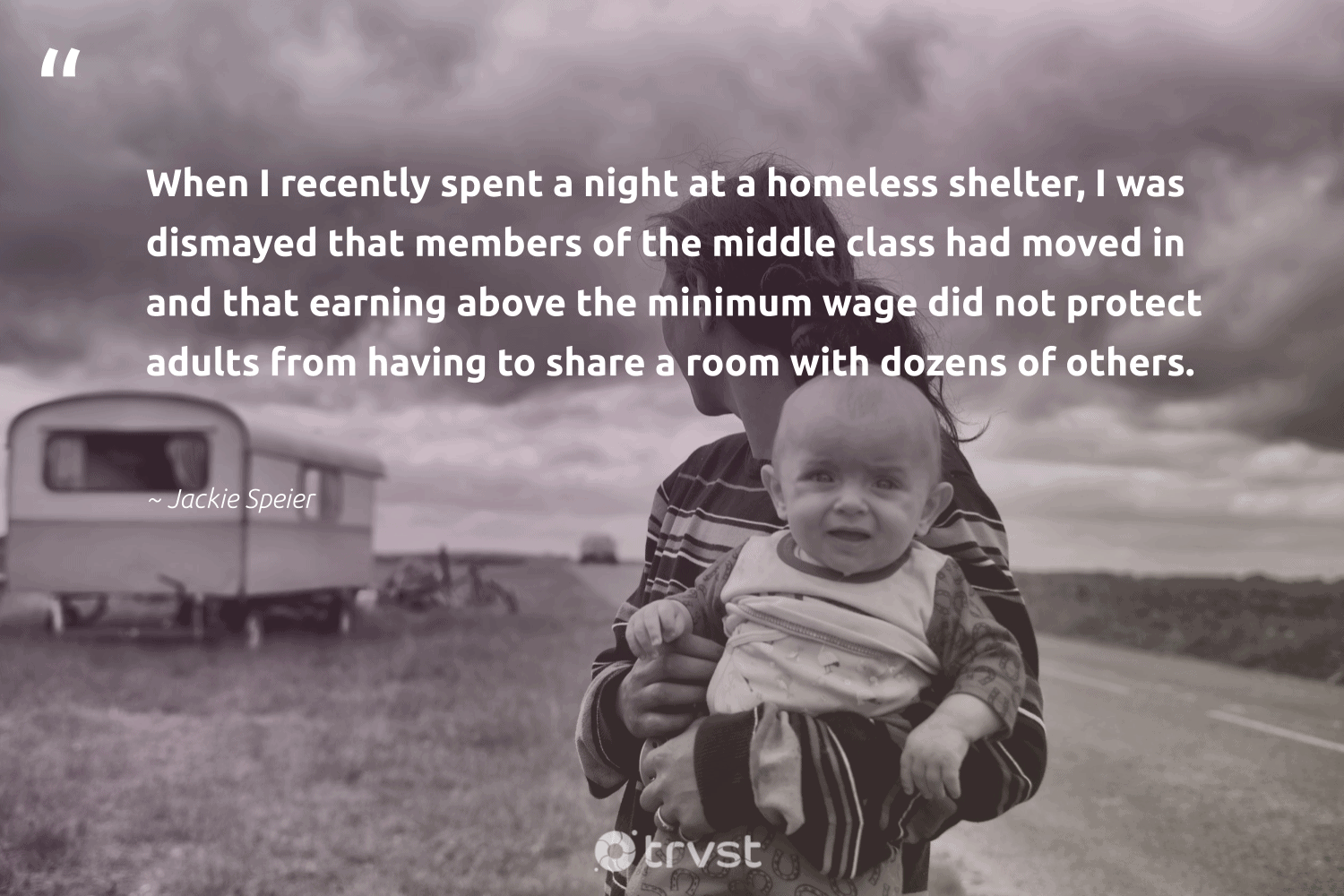 """""""When I recently spent a night at a homeless shelter, I was dismayed that members of the middle class had moved in and that earning above the minimum wage did not protect adults from having to share a room with dozens of others.""""  - Jackie Speier #trvst #quotes #homelessness #homeless #weareallone #equalrights #collectiveaction #sustainablefutures #makeadifference #beinspired #inclusion #equalopportunity"""