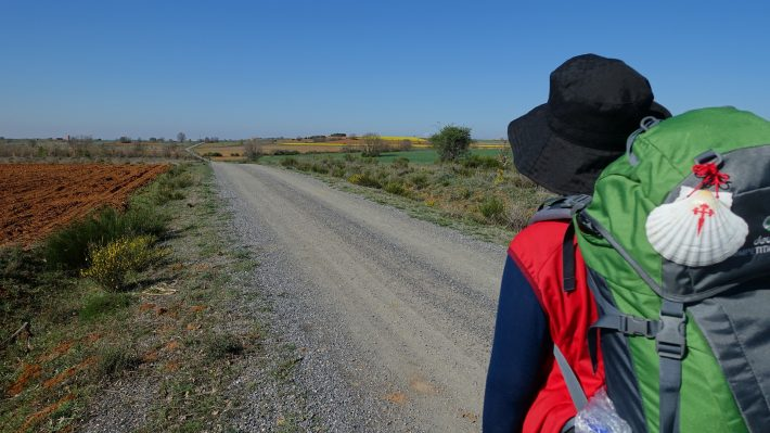 Keep the camino clean pilgrim