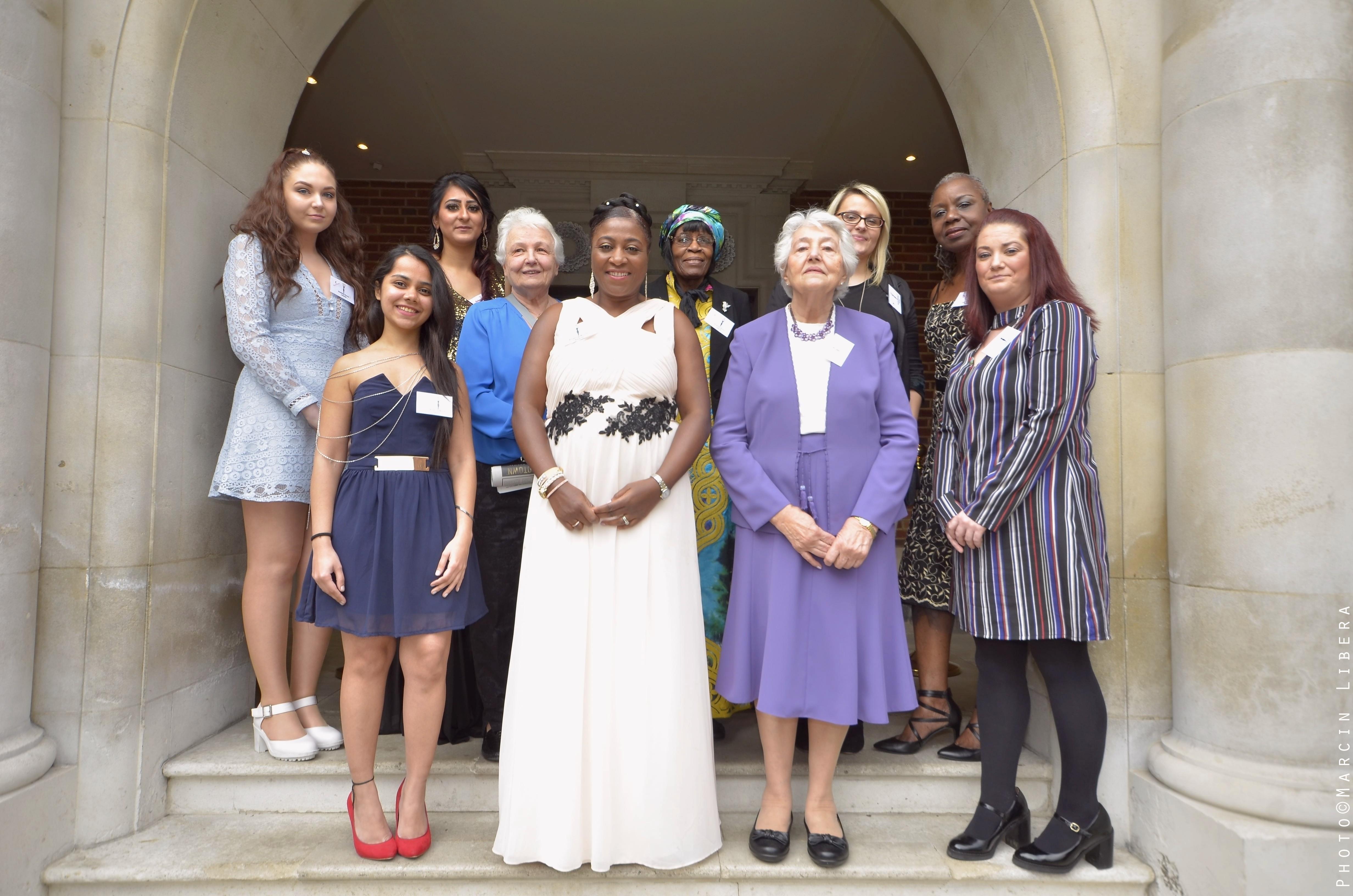 amazing women global award 2 empower trvst