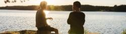 Start a conversation about mental health