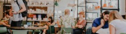 Chatty Cafes Helping to Reduce Loneliness