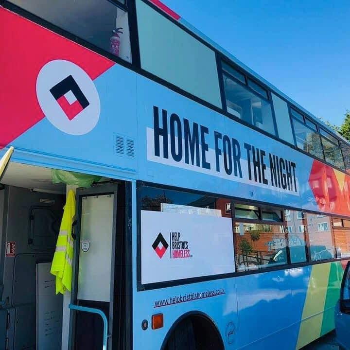 Help Bristols Homeless Bus