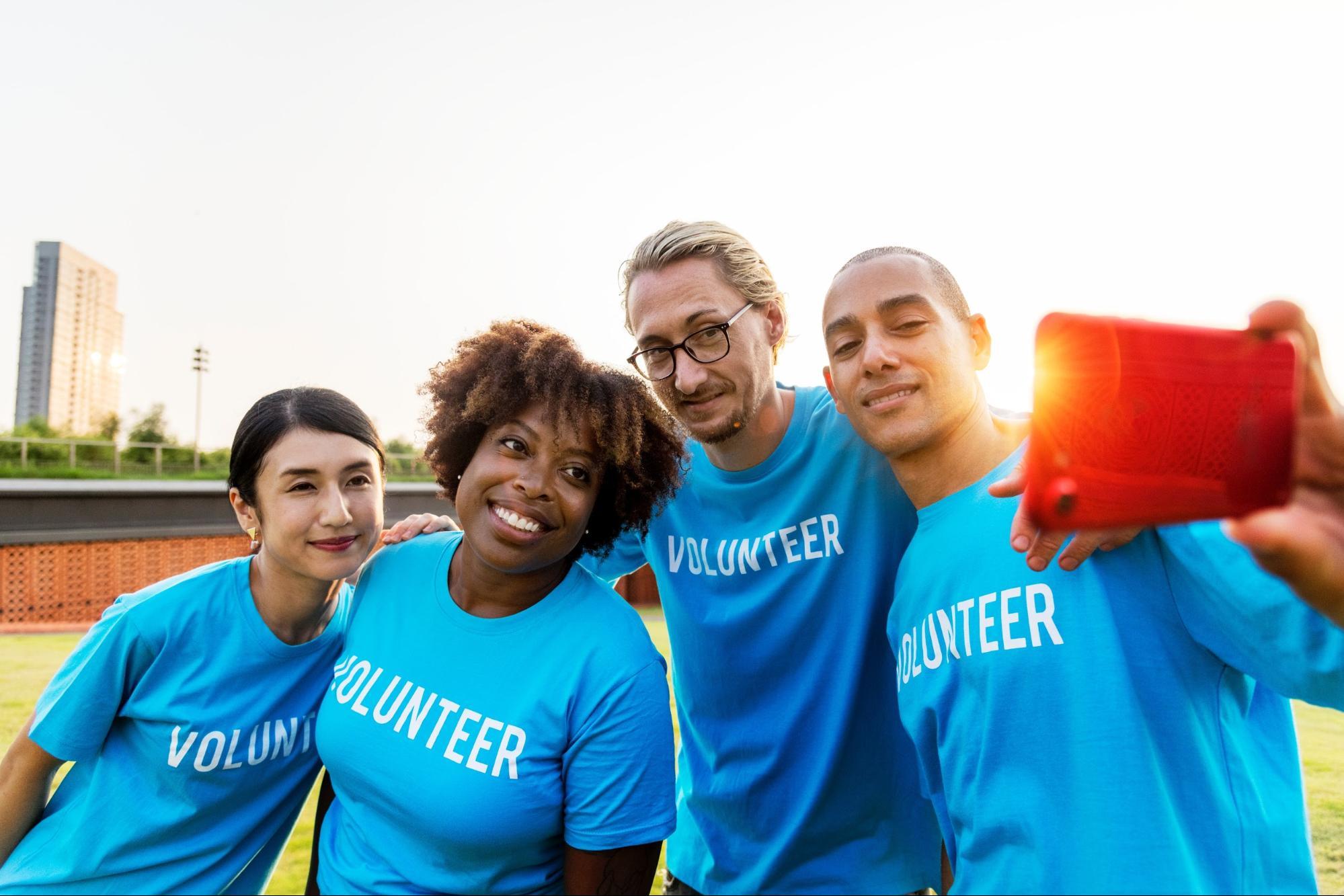 motivating a volunteer team