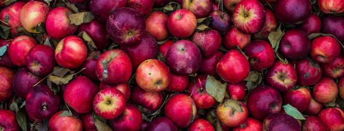 Red Apples - Fresh fruit and vegetables for healthy eating