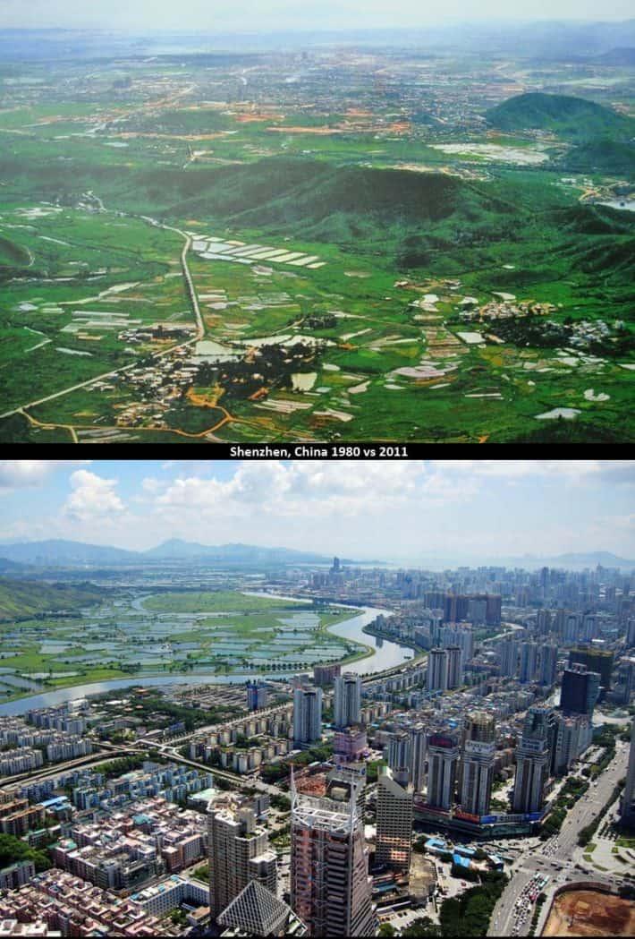 Shenzhen China Transformation