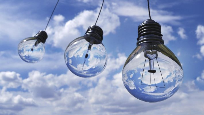 Save electricity at home for a better world