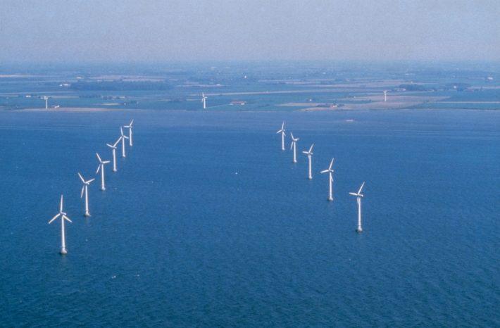 Parque Eólico Offshore Vindeby