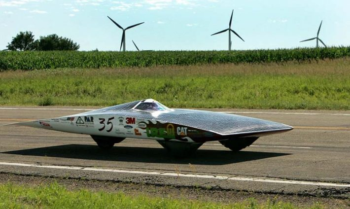 Renewable Energy Inventions Solar Car