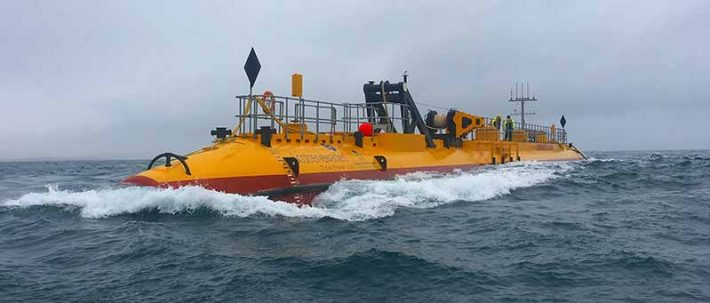 sr2000 Tidal Turbine A Renewable Energy Invention