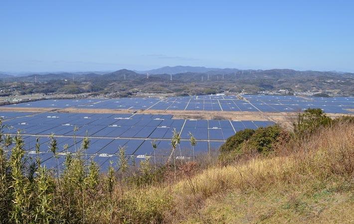 Setouchi Kirei Mega Solar Power Plant