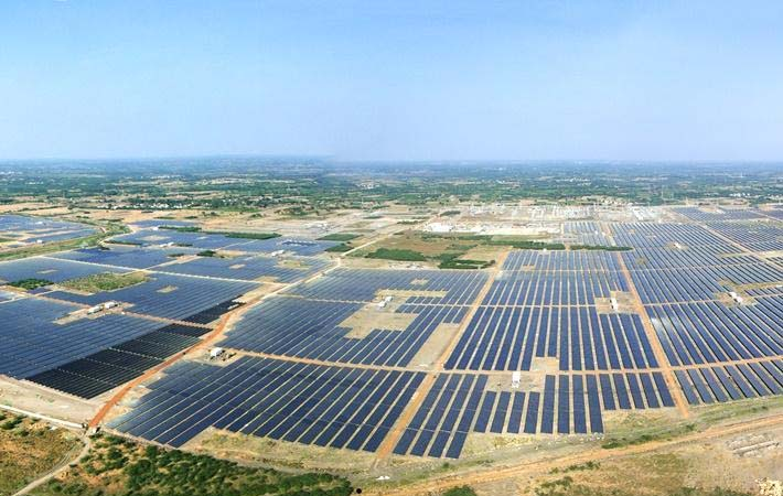 Kamuthi Solar Power Project