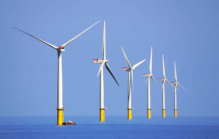 Walney Extension Offshore Wind Farm