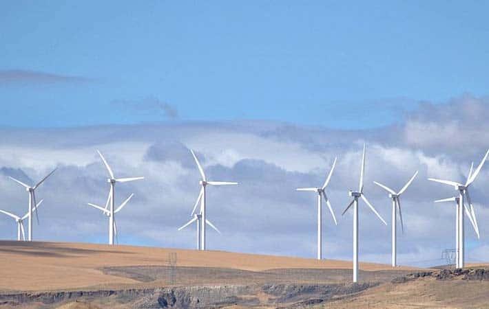 Shepherds Flat Wind Farm