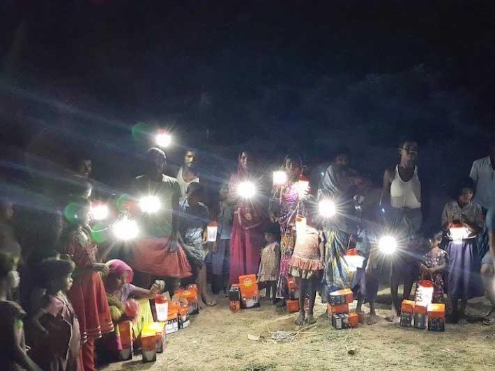 Solar Village Project