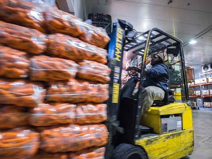 Food Waste Consumes Resources
