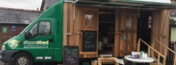 Mobile Share Shed Van