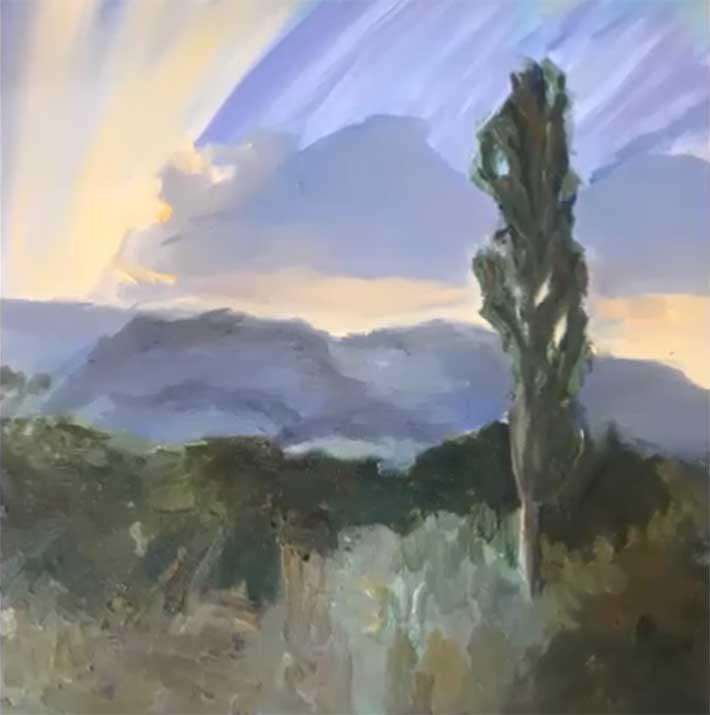 Fatma Kadir-Lonely Tree 1